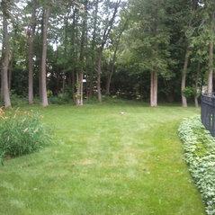 David J Frank Landscape Contracting Inc Germantown Wi