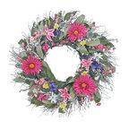 Festive Spring Wreath, Small