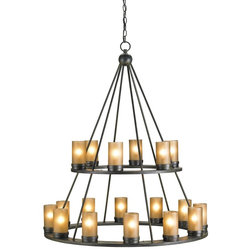 Amazing Transitional Chandeliers by Seldens Furniture