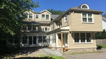 Boston suburb - addition and renovation