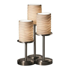Justice Design Portable Table Lamp