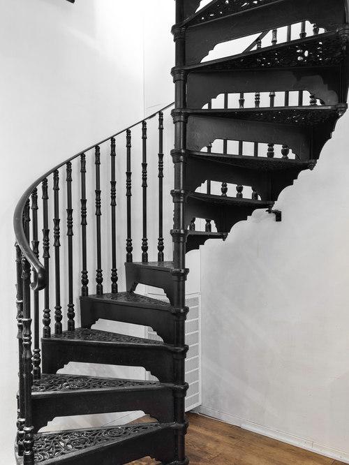 Victorian Spiral Staircase   Wine Cellar