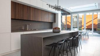Borough Park Brooklyn, NY Modern Kosher Kitchen