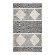 Oboto Hand-Loomed Tribal Area Rug, 8'x10'