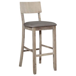 Farmhouse Bar Stools And Counter Stools by Furniture Domain