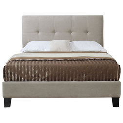 Transitional Platform Beds by Emerald Home