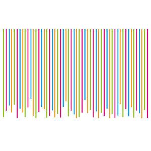 Lines Wallpaper, Non-Woven Paper, 270x400 cm