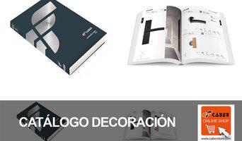 Catálogo de herrajes de decoración puertas y baño.