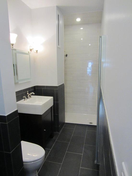 Porcelain Bathroom Tiles Part - 46: SaveEmail. Ideal Tile Of Stamford. 43 Reviews. Porcelain Bathroom Tile