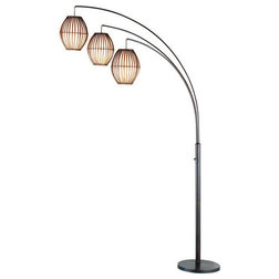 Asian Floor Lamps by Lighting Front
