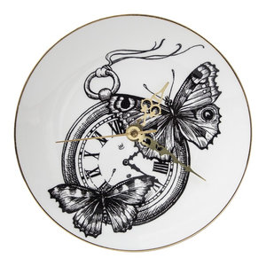 Time Flies Clock, Small
