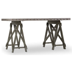 Industrial Desks And Hutches by Hooker Furniture