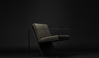 black mountain lounge chair