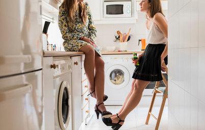 En verden af design: 10 måder at leve i harmoni med roommates