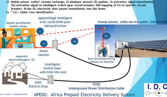 Prepaid Electricity Distribution System in sub-Saharan Africa