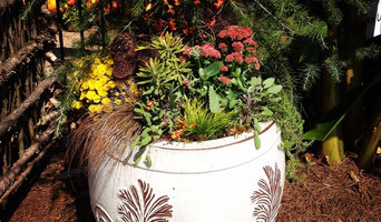 Fall Container Planting 2014