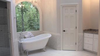 Vintage Modern Bathroom Renovation