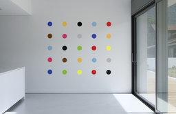Graphics Art Deco Spots Wall Stickers