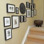 haus n11 eingangsbereich mit treppe. Black Bedroom Furniture Sets. Home Design Ideas