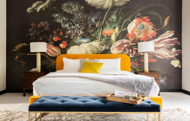 Современный Спальня by flyp