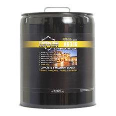 Armor AR350™ Wet Look Satin Sheen Acrylic Concrete and Paver Sealer, Clear, 5 Ga