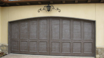 Custom Garage Doors & Installation - Northeastern Oklahoma