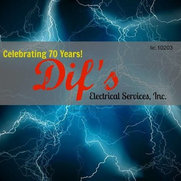 Dif's Electrical Services Inc's photo