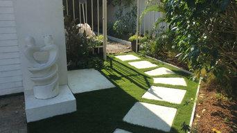 Courtyard Entrance - Christchurch
