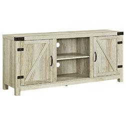 Farmhouse Entertainment Centers And Tv Stands by Walker Edison
