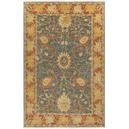 Traditional Area Rugs by zopalo