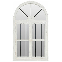 Farmhouse Wall Mirrors by Aspire Home Accents, Inc.