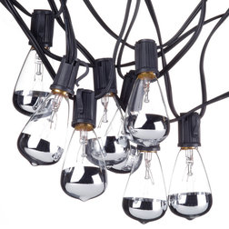Industrial Outdoor Rope And String Lights by Globe Electric