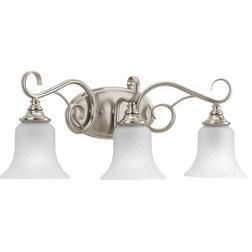 Traditional Bathroom Vanity Lighting by Louie Lighting, Inc.
