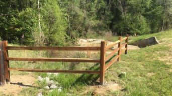 Natchez Fence's Work
