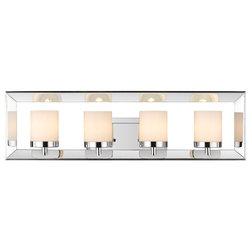 Transitional Bathroom Vanity Lighting by Louie Lighting, Inc.