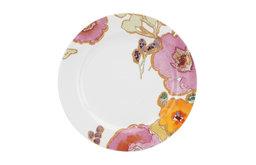 Lenox Floral Fusion Floral Dinner Plates, Set of 4
