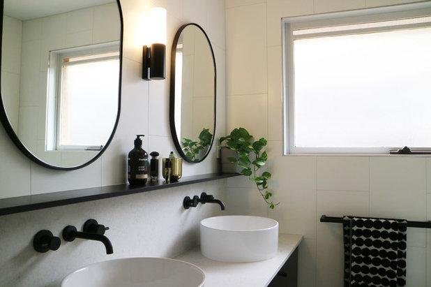 Contemporary Bathroom by User