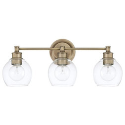Transitional Bathroom Vanity Lighting by Capital Lighting Fixture Co.