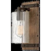 Hinkley Sawyer 1-Light Vanity, Sequoia