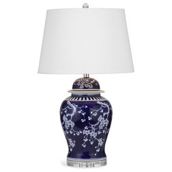 Asian Table Lamps by BASSETT MIRROR CO.