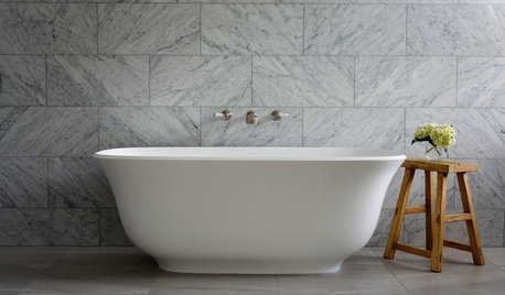 Room of the Week: A Luxurious Glass-Free Melbourne Ensuite