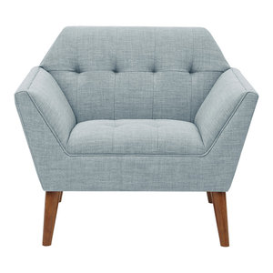 INK+IVY Newport Lounge With Light Blue Finish II100-0382