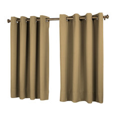 Ultimate Black-Out Short Length Panel, Sand, 56 X 54