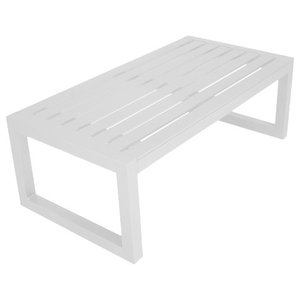 Outdoor Alhama Coffee Table, White