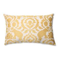 Pillow Perfect Inc - Babar Rectangular Throw Pillow, Topaz - Decorative Pillows