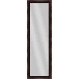 Over the Door Imperial Mirror, Dark Bronze, 16.25x52.25