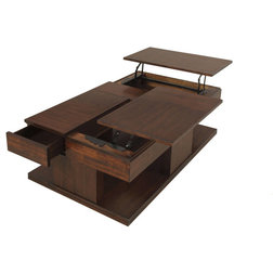 Transitional Coffee Tables by Homesquare