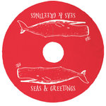 Island Girl Home, Inc. - Vintage Whale Christmas Tree Skirt, Red - Material: 100% polyester broadcloth