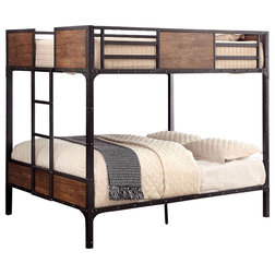 Industrial Bunk Beds by Totally Kids fun furniture & toys