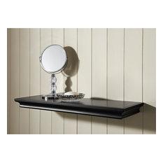 Royce Shabby Chic Shelf 60cm - Black